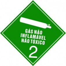 Gás Não Inflamável