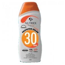Protetor Solar Nutriex FPS 30