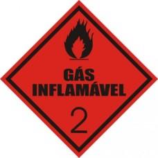 Gás Inflamável