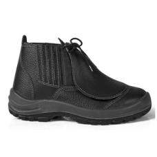 Sapato com protetor de metatarso
