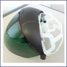 Protetor facial Verde
